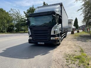 SCANIA P310 curtainsider truck