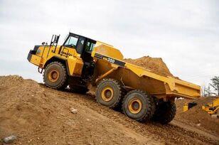 KOMATSU HM350-2 dump truck