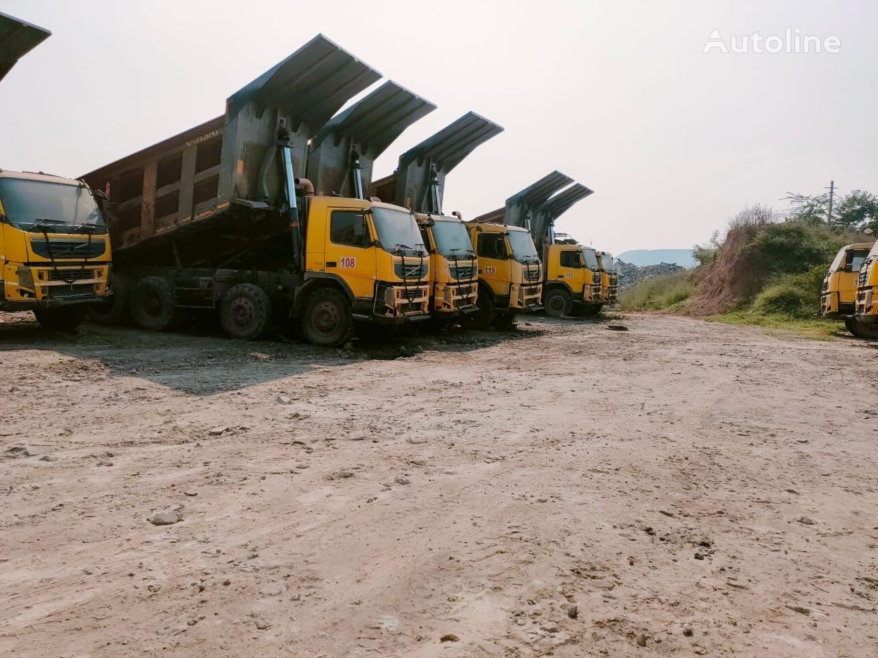 VOLVO FM 400 dump truck