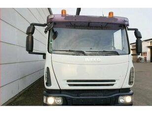 IVECO Eurocargo ML 80 E 18 Darus flatbed truck