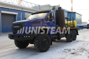 new UNISTEAM AS6 УРАЛ NEXT 4320 flatbed truck