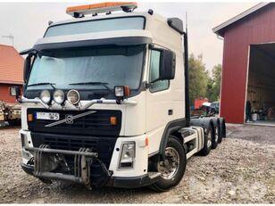 VOLVO FM 440-37 8x4 / Tridem hook lift truck