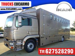MAN TGS 18 280 horse truck