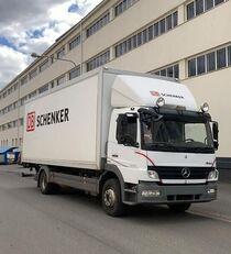 MERCEDES-BENZ Atego 1224 Open side isothermal truck