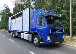 VOLVO FM 440 DO BYDLA -ZYWCA livestock truck