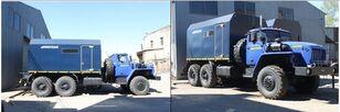 new URAL Паропромысловая установка ППУА-1600/100 на шасси Урал 4320 military truck