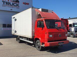 VOLKSWAGEN L80, 4.3 D, Steel /Steel, Manual refrigerated truck