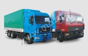 new MAZ 6312 (A5, A8, A9) tilt truck