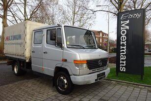 MERCEDES-BENZ 814D Double Cabin tilt truck