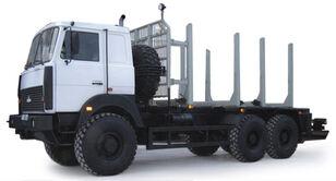 MAZ 6317Х9-444 (6x6) timber truck