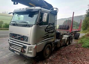 VOLVO FH12 540 timber truck