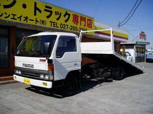 MAZDA Titan tow truck