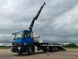 MERCEDES-BENZ 25.36 tow truck