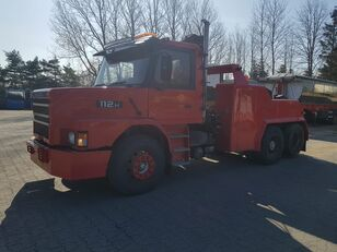 SCANIA 112 tow truck
